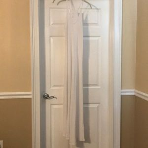 Victoria's Secret cotton ribbed maxi dress size M